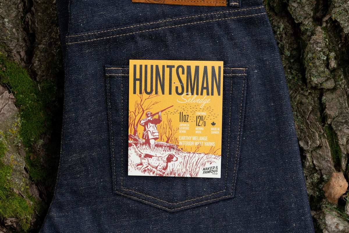Huntsman Selvedge