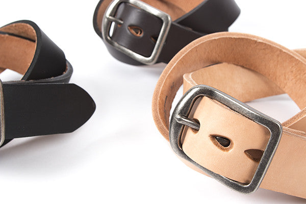 Restocked - Thick Belts