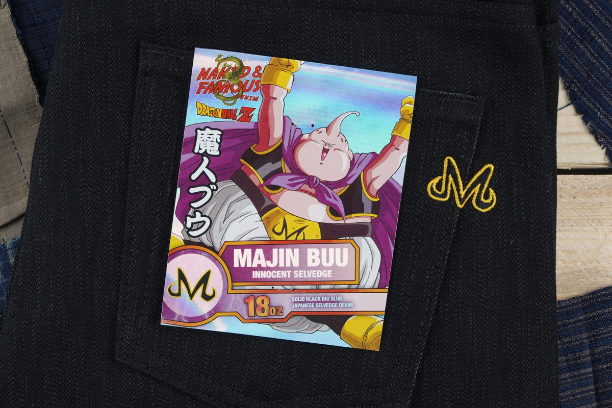 Majin Buu Innocent Selvedge
