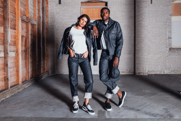 Naked & Famous Denim x Raised by Wolves Collaboration