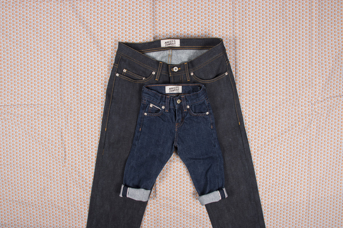 Father's Day Special: Skinny Boy - Indigo Selvedge