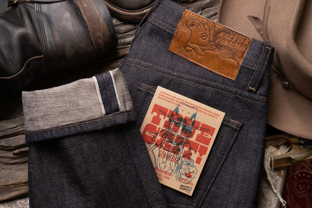 True Grit Selvedge
