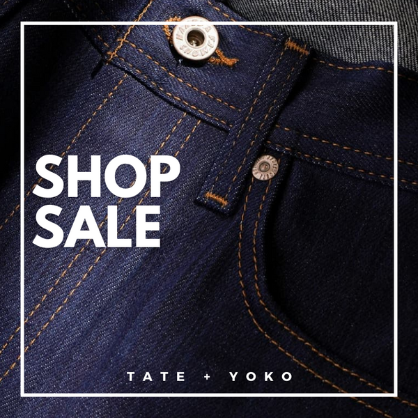 Shop Sale at Tate + Yoko | Naked & Famous Denim