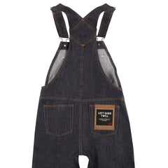 Selvedge Denim Overalls | Naked & Famous Denim
