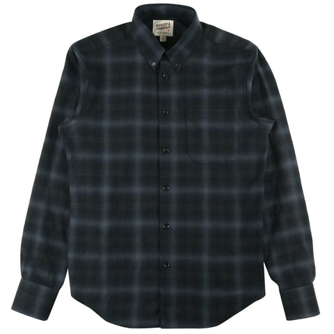 Naked & Famous Denim - Lightweight Shadow Plaid