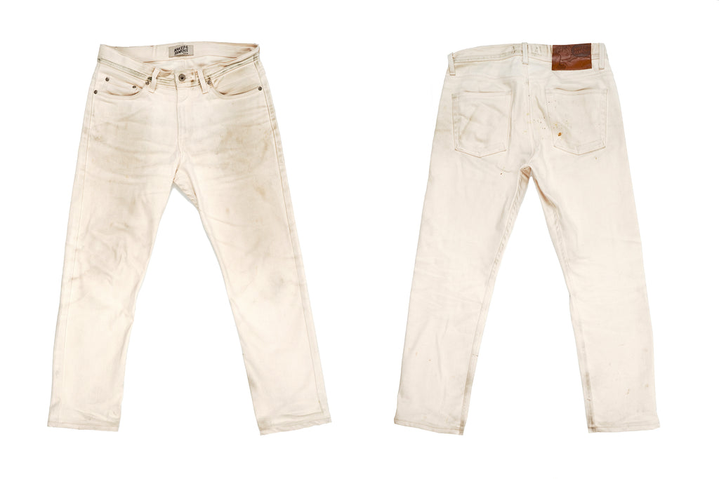 Natural Seed Denim Worn In Results