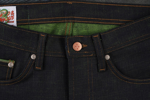 Cell Perfect Selvedge - Waist Button