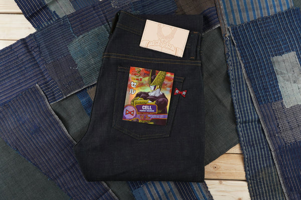 Cell Perfect Selvedge - Folded Flat
