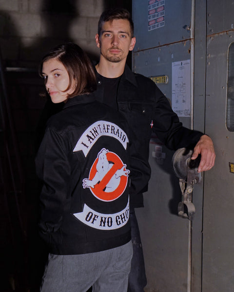 Naked & Famous Denim x Ghostbusters - Club Jacket