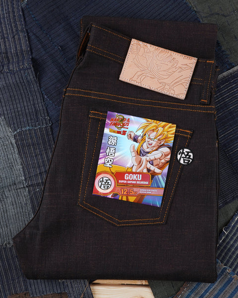 Goku Super Saiyan Selvedge