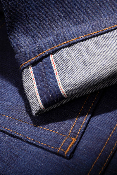 Kasuri Stretch Selvedge - Selvedge ID