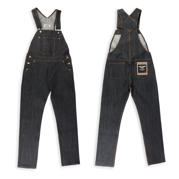 Naked & Famous Denim Overalls - Left Hand Twill
