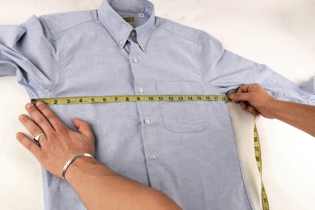 How To Measure Your Shirt