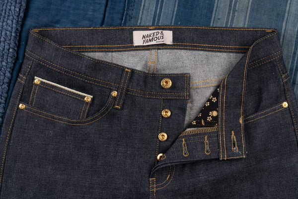 Real Gold Selvedge - Hardware