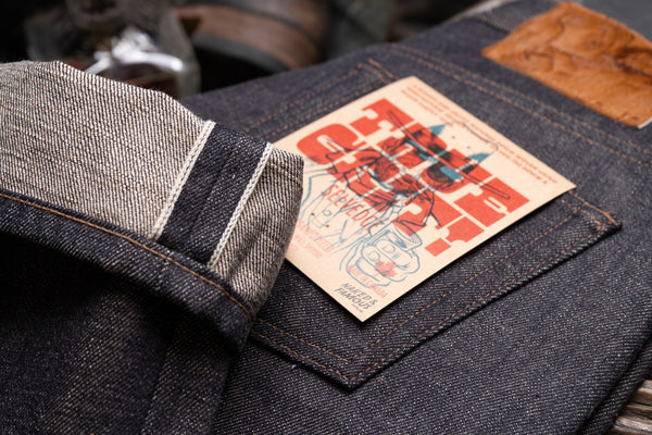 True Grit Selvedge - Selvedge ID