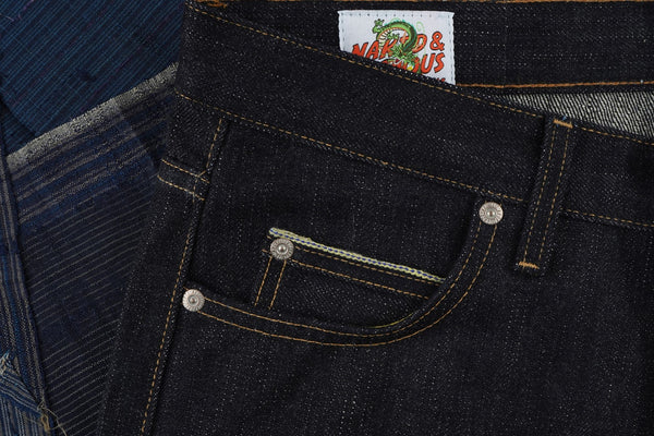 Vegeta Super Saiyan Selvedge - Coin Pocket