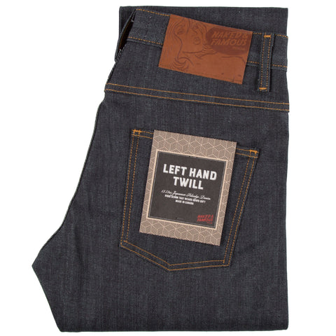 Slim Guy - Left Hand Twill Selvedge