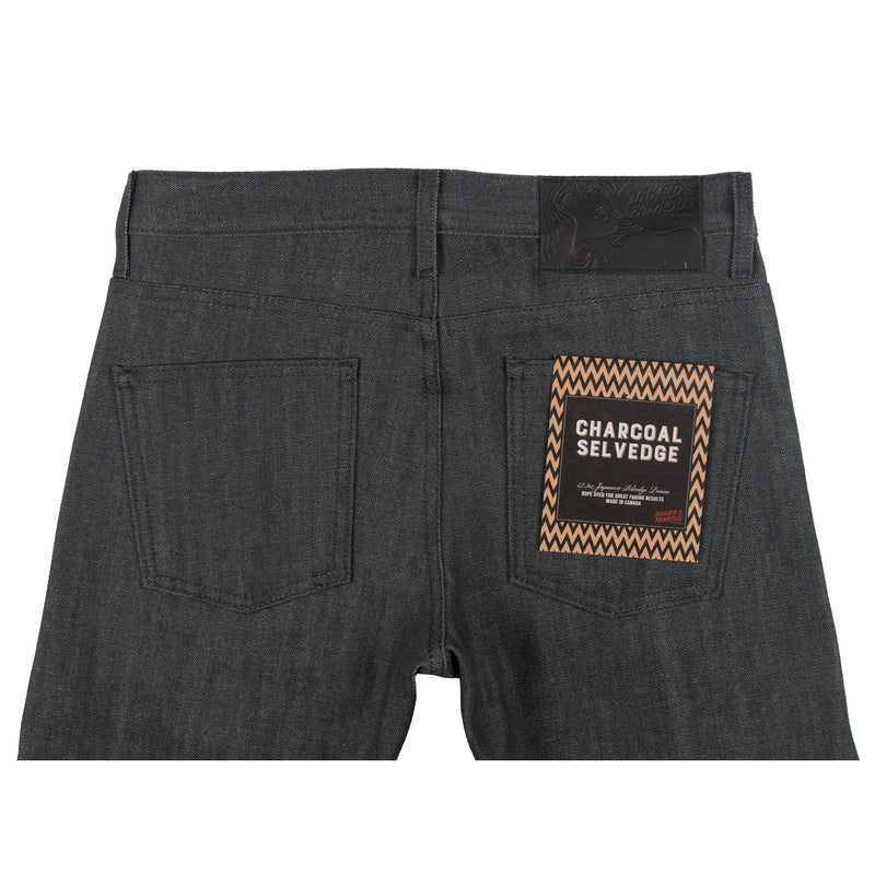 Grey Selvedge by Naked & Famous Denim