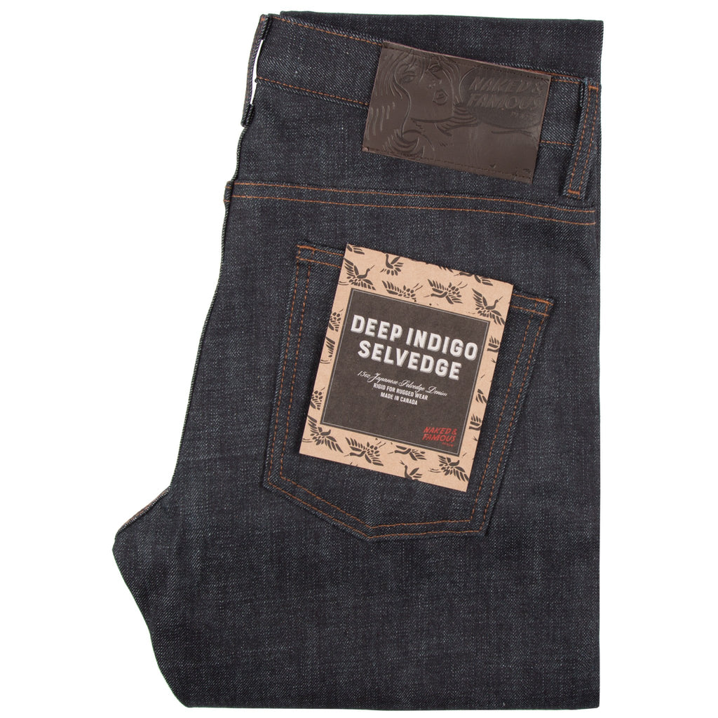 Skinny Guy - Deep Indigo Selvedge