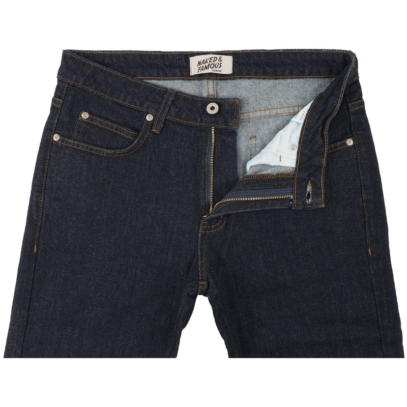 Super Guy - Silk Stretch Denim