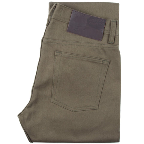 Weird Guy - Khaki Selvedge Chino