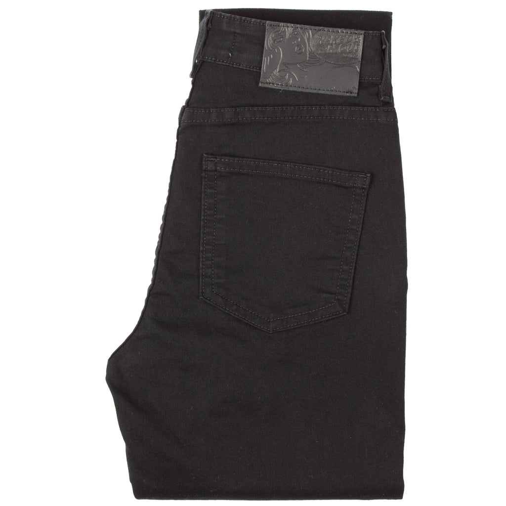 Women's - The High Skinny - Lightweight Black Super Stretch
