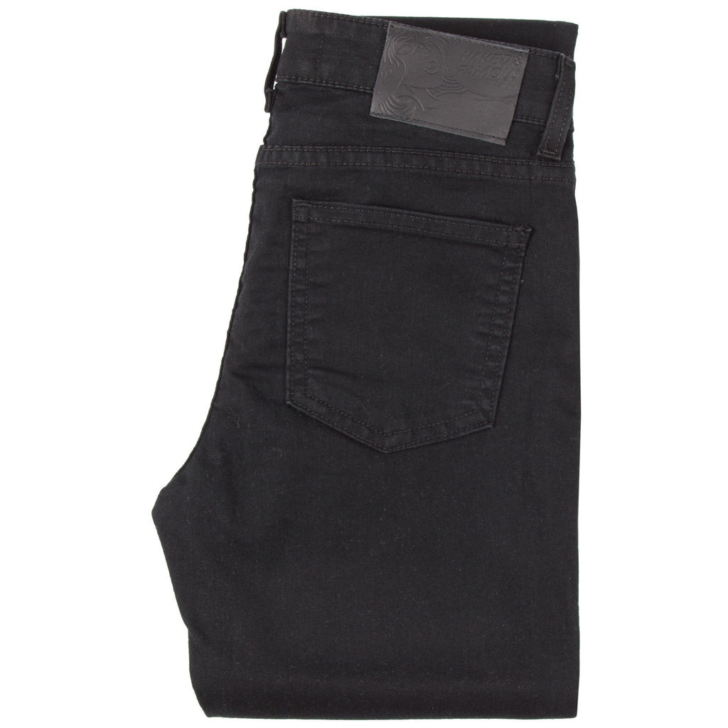 Women's - The Skinny - Lightweight Black Super Stretch