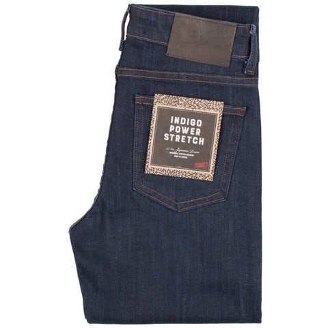 Women's - The Crop Skinny - Indigo Power Stretch