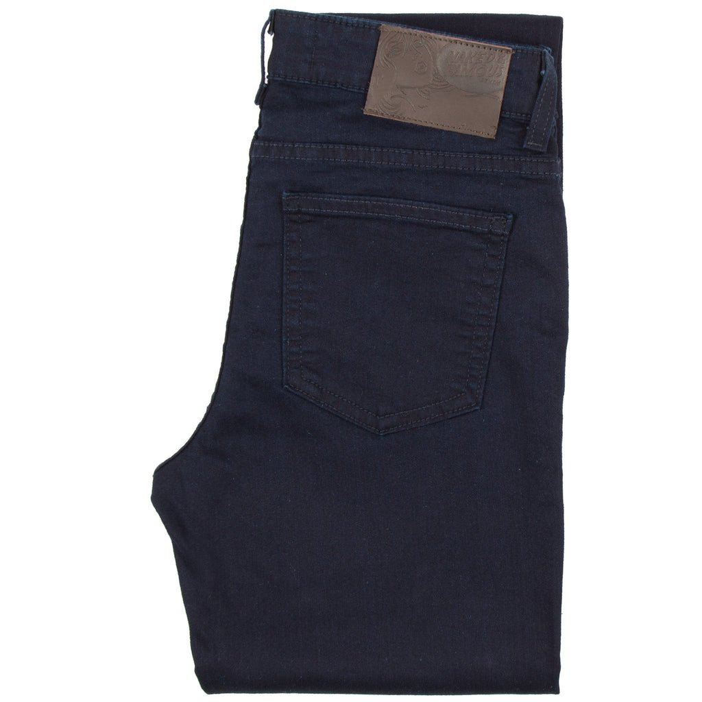 Women's - The Skinny - Lightweight Indigo Super Stretch