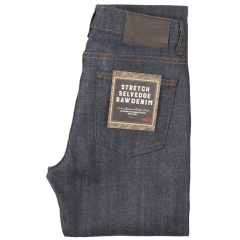 Women's - Skinny - Stretch Selvedge Raw Denim