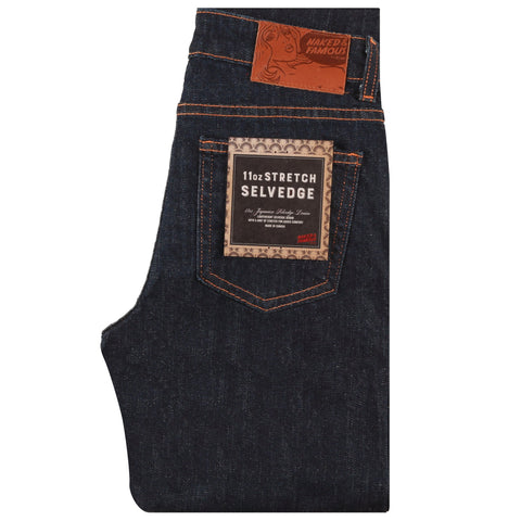 Women's - Skinny - 11oz Stretch Selvedge