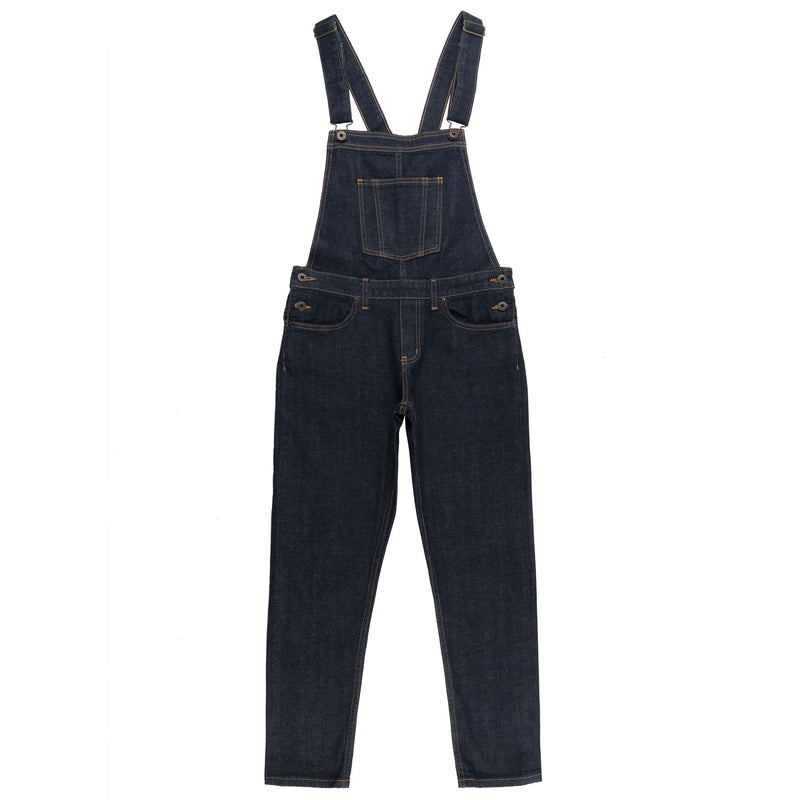 Women's - Overalls - 11oz Stretch Selvedge - front