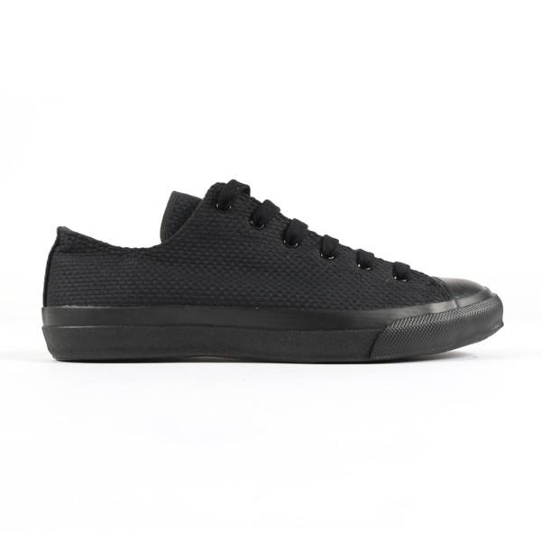 Japan Sneakers - Black Sashiko | Naked & Famous Denim