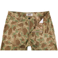Work Pant - Double Sided Camo - Green - front