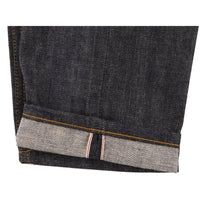 Easy Guy - Natural Indigo Loomstate - hem