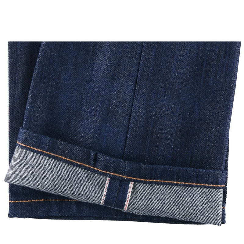 Weird Guy - Kasuri Stretch Selvedge