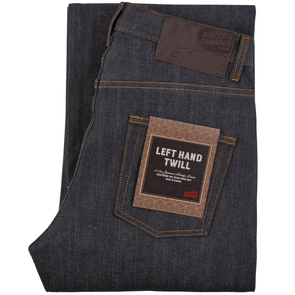 Strong Guy - Left Hand Twill Selvedge Media 1 of 4