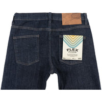 Super Guy - Hyper Flex Stretch Selvedge - back