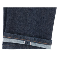 Super Guy - Hyper Flex Stretch Selvedge - cuff