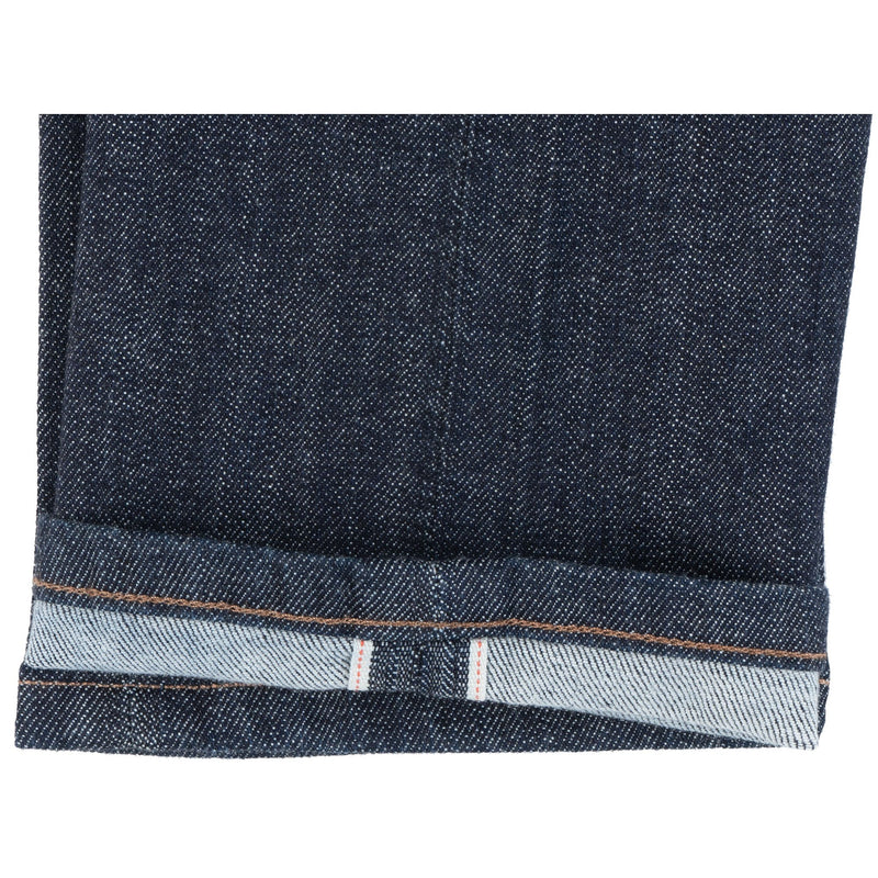 Stacked Guy - Hyper Flex Stretch Selvedge - hem