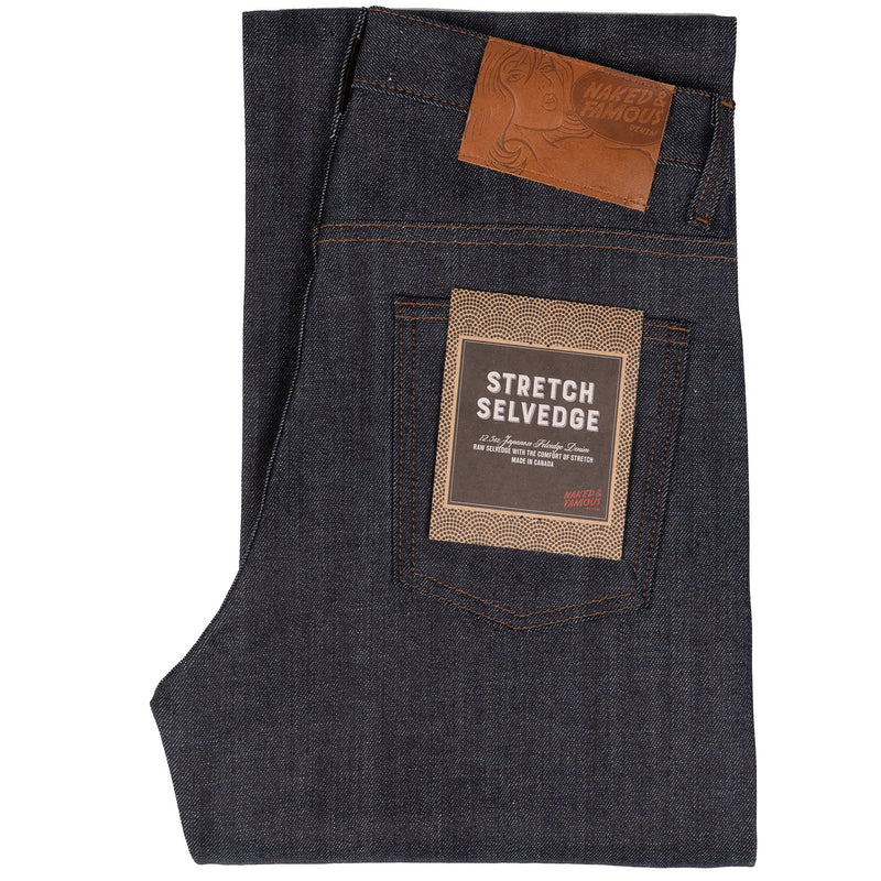 Strong Guy - Stretch Selvedge | Naked & Famous Denim