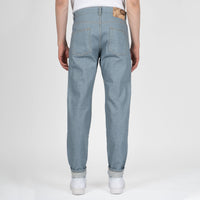 Easy Guy - Recycled Selvedge - Stone Blue