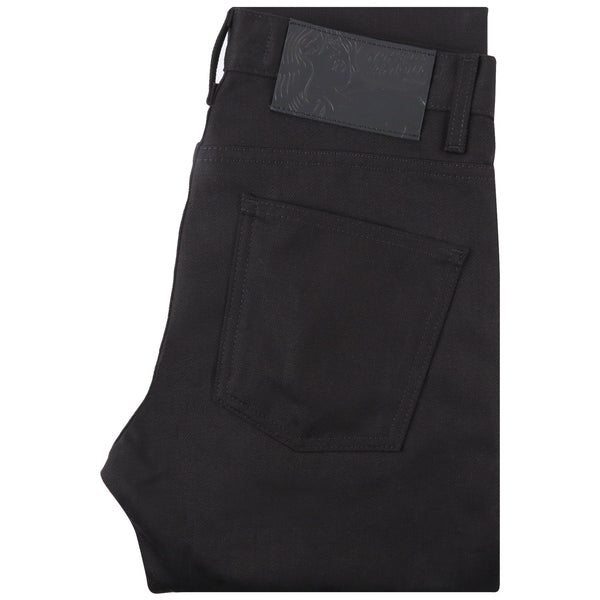 Super Guy - Black Selvedge Chino Media 1 of 4