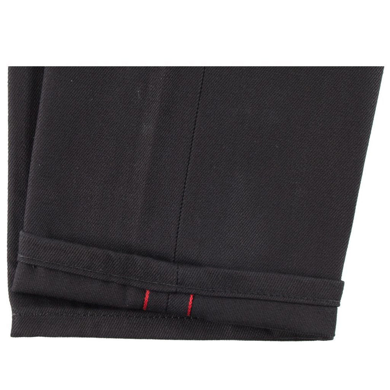 Easy Guy - Black Selvedge Chino