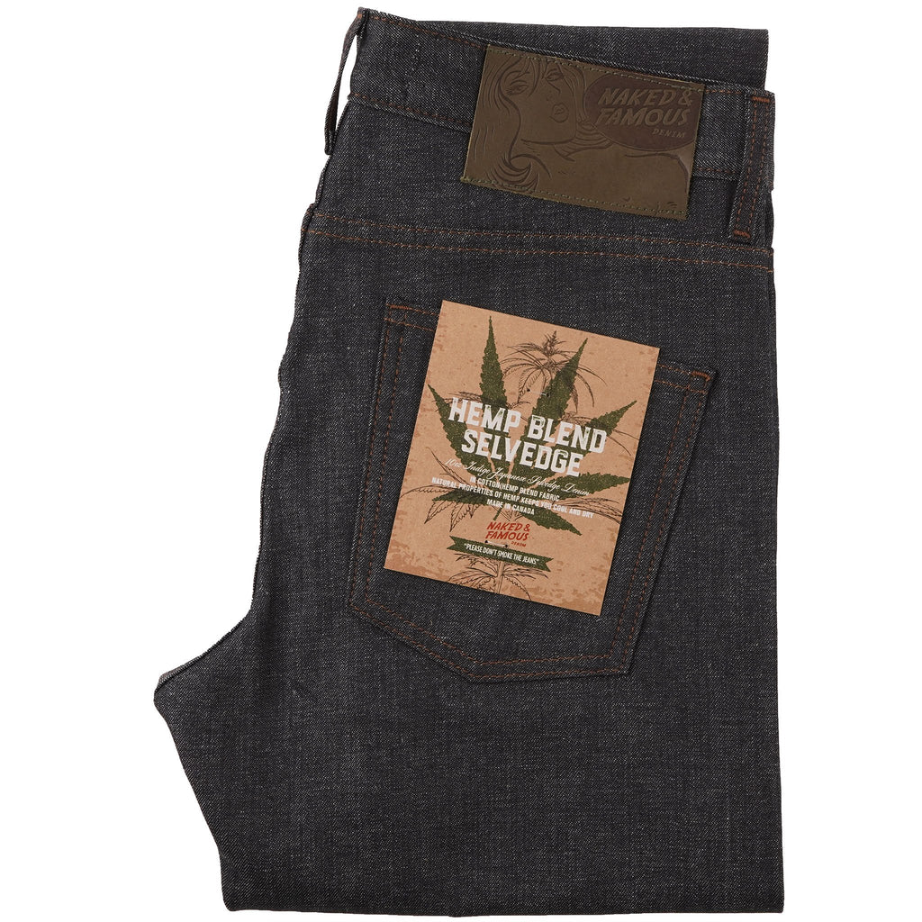 Super Guy - Hemp Blend Selvedge - MAIN