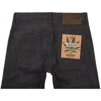 Super Guy - Hemp Blend Selvedge - BACK