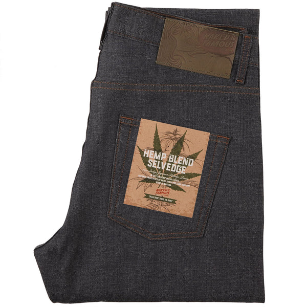 Easy Guy - Hemp Blend Selvedge - MAIN