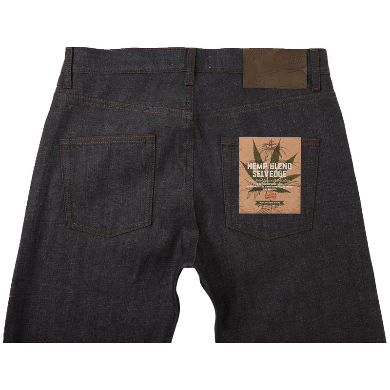 Easy Guy - Hemp Blend Selvedge - BACK