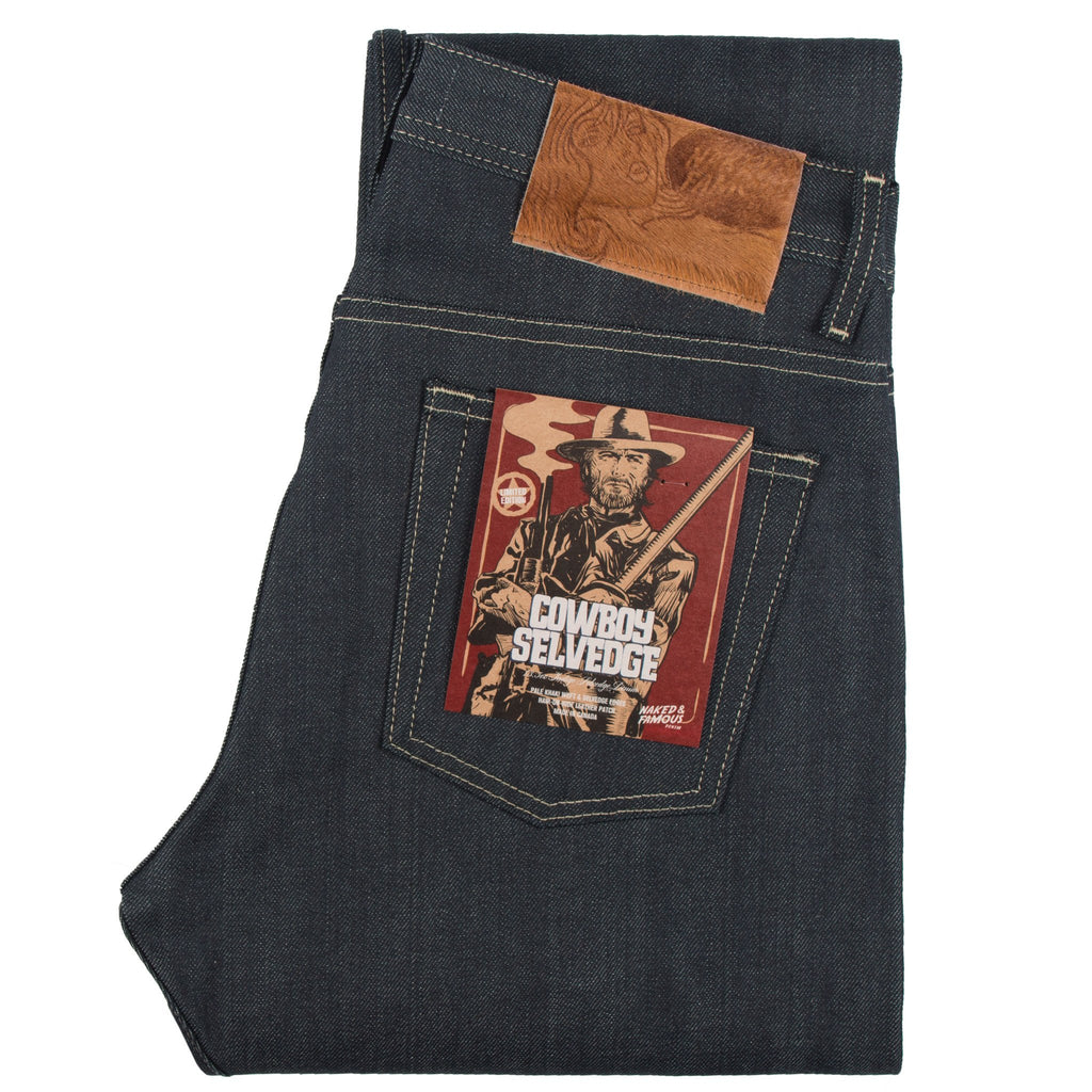 Weird Guy – Cowboy Selvedge