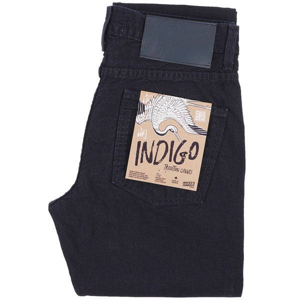 Super Guy - Indigo Tradition Canvas - main